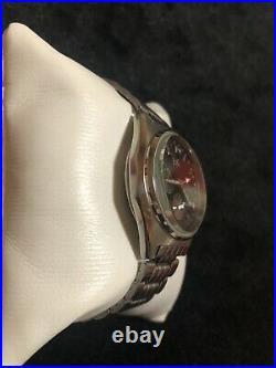 1990-1999 very unique Chinese Shanghai brand multi-pointer wrist watch