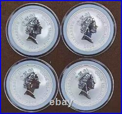2004 Cook Islands STRANGE STORIES FROM A CHINESE STUDIO silver coin no coa box