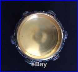 Antique Chinese Silver Cloisonne Enamel Box Tea Caddy-gold-tone-2 jade bracelets
