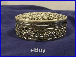 Beautiful 19th Century Antique Chinese Trinket box