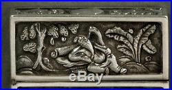 Chinese Export Silver Box c1820 H. C. G. Was $1500 Now $950