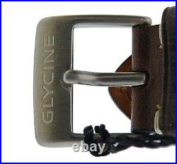 Glycine Airman Base 22 Limited Edition Chinese Characters Automatic Watch 3887