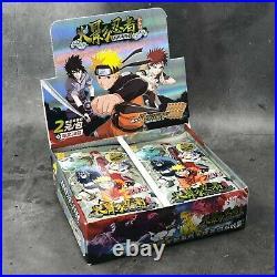 NARUTO Shippuden Boruto Trading Card Game LD SEALED BOX Holo Foil R TCG CCG