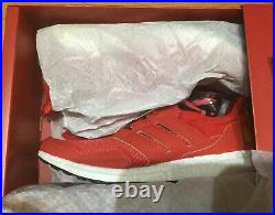 NEW! In Box Eddie Huang Adidas Ultra boost Chinese New Year 10.5 Scarlet