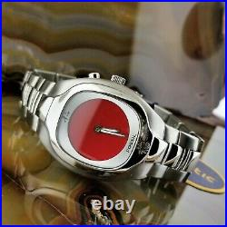 New Mens FOSSIL Big Tic Chinese Animated Fire Breathing Dragon Watch JR8161
