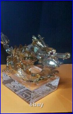 Swarovski Crystal Chinese Zodiac Dragon Large 1083710 Replacement Box