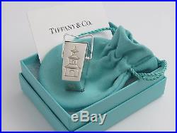 Tiffany & Co RARE VINTAGE Silver Chinese Take Out Pill Box