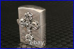 Used 925 silver collectable lighter box valuable